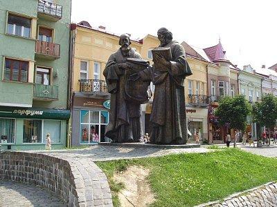 Cyril a Metoděj (nahrál: Kamil Hainc)
