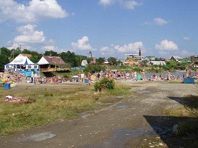 Solotvino - u solného jezera (nahrál: Kamil Hainc)