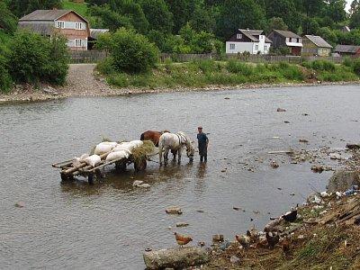 Jasiňa - život v řece (nahrál: Kamil Hainc)