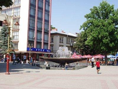 Ivano-Frankovsk - centrum (nahrál: Kamil Hainc)