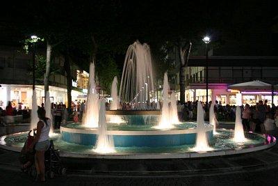 fontánka v centru (nahrál: Niki)