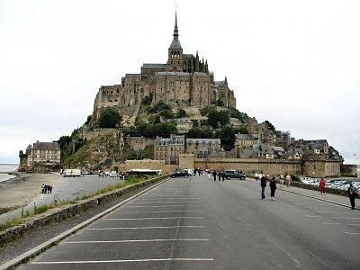 Mont Saint Michel (nahrál: Luděk)
