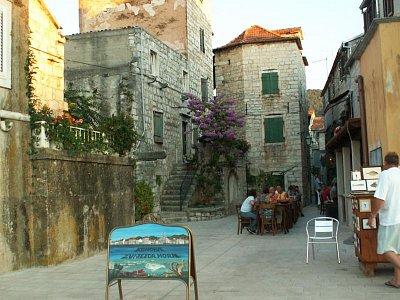 Hvar-Stari Grad-krásné městečko (nahrál: Irena)