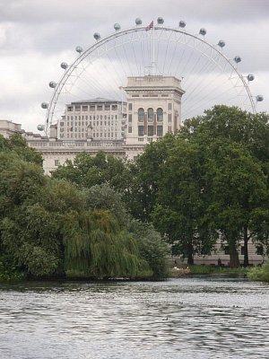 LONDON EYE Z GREEN PARKU (nahrál: JITKA RŮŽIČKOVÁ)