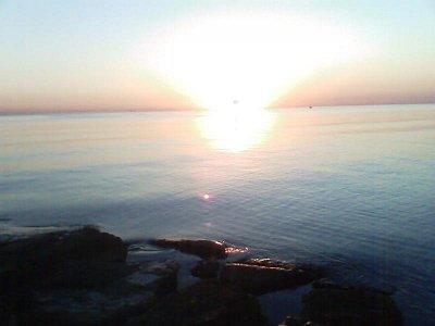 Východ Slunce Zapponeta