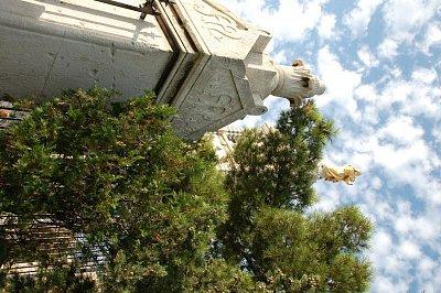 Chrám Panny Marie Strážné - Srpen 2008 (nahrál: Zdenek Veselý)