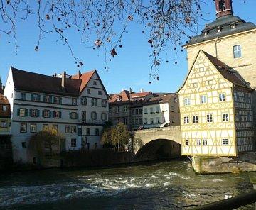 Německo - Bamberg, Rothenburg