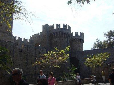 Rhodos, Palác velmistrů (nahrál: marcela)