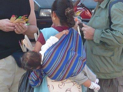 MEXIČANKA - pouliční prodej (nahrál: AGNEZ5)