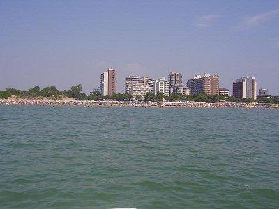 Pohled z moře na LS (nahrál: Jarda)