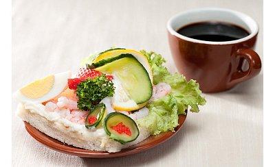 "The famous Danish \""smørrebrød\"" - Smørrebrød - the delicious Danish open sandwich  (nahrál: Veronika)"