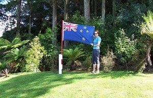 Nový Zéland - Z Čech až na konec světa