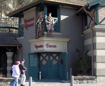 Visegrád - Renesančná reštaurácia