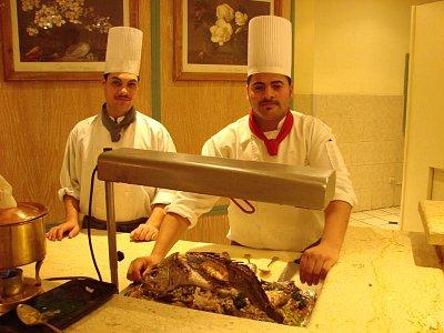 Ain Soukhna - čerstvé rybí speciality (nahrál: Oldrich Kvapil )