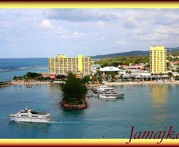 jeden den na Jamajce