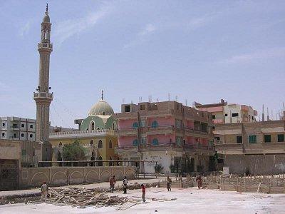 mešita (nahrál: dagbul)