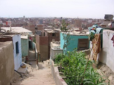čtvrť v Hurghadě Daharu (nahrál: dagbul)
