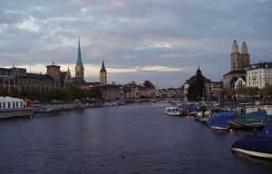 Svajciarsko - Zurrich, Luzern, Alpy...