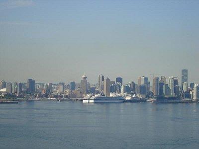 VANCOUVER - Přístav pro lodě (nahrál: jirka)