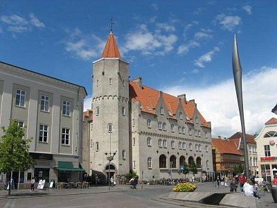 renesanční dům z r.1624 (nahrál: Knoppová Zdeňka)