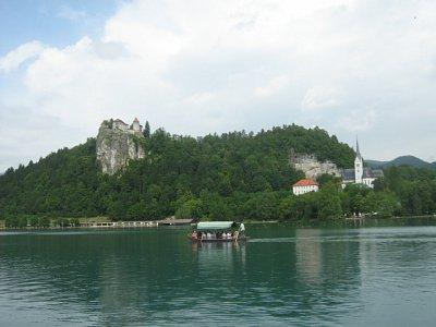 Blejski grad (nahrál: Kertag)