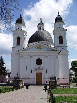 katedrála sv. Ducha (nahrál: Kamil Hainc)
