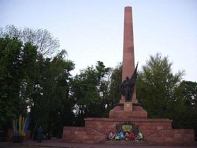 památník II. světové válce (nahrál: Kamil Hainc)
