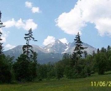 Vysoké Tatry 2008