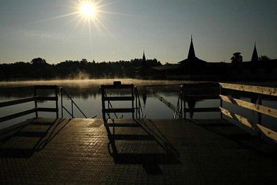 Jezero Hévíz (nahrál: Ildiko Lancz)