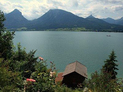 Wolfgangsee (nahrál: šurda)