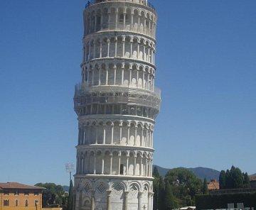 Pisa - září 2009