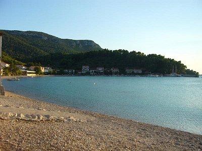 Žuljana - Hlavní pláž (nahrál: RadulkaP)
