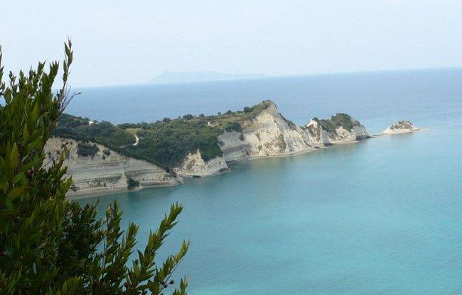 Severní Korfu, klenot v klenotu