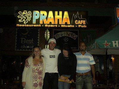 Praha cafe (nahrál: BaR)