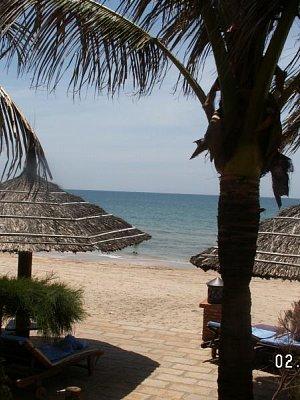 Vietnamské pláže