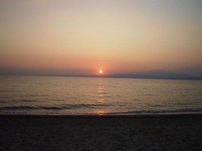 Skala Prinos - Západ slunce (nahrál: šárka)