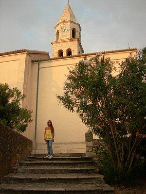 Kostel Biograd (nahrál: Petr Bacak)