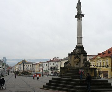 Banská Bystrica v adventu 2009