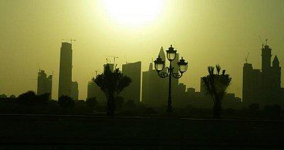 Dubai západ slunce (nahrál: Jirka)