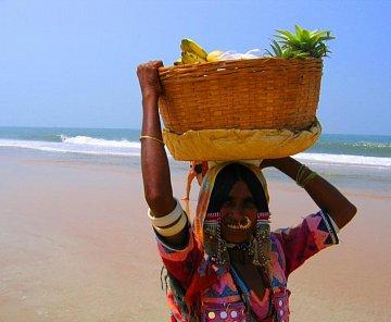 GOA-nejmenší stát INDIE-2007
