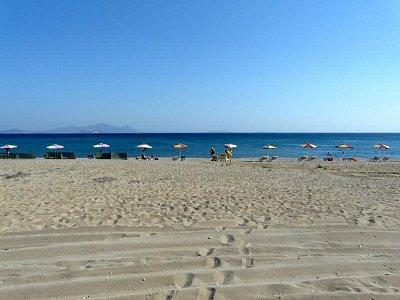 Paradise beach - plážička (nahrál: Miki.7)