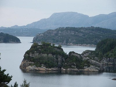 Ostrov Askoy a jeho panoráma (nahrál: Gaucho)