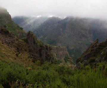 Pico Grande z Boca da Corrida