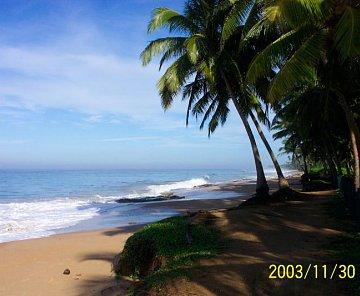 Ostrov Sri Lanka