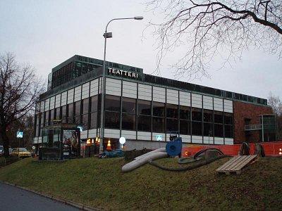 Divadlo v Turku (nahrál: Jiří Birner)