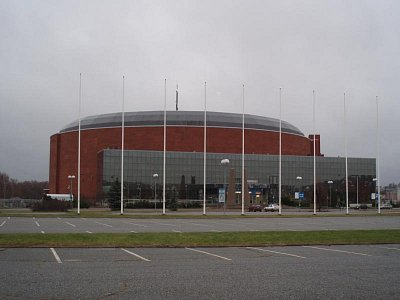 Zimní stadion v Turku (nahrál: Jiří Birner)