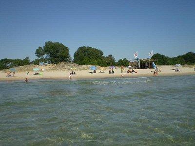 Jižní pláž v Primorsku (nahrál: Joanna)