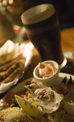 Seafood & Guinness, Donegal (nahrál: admin)