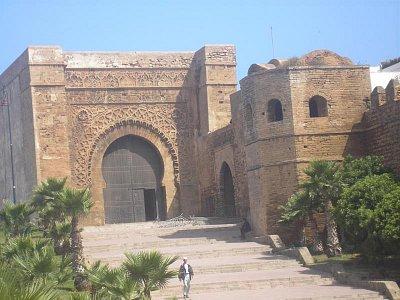 Brána do Mediny