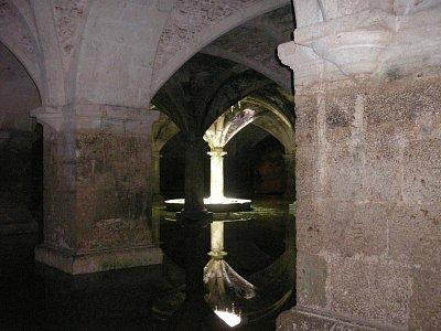Cisterne portugaise